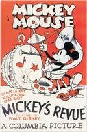 Mickey's Revue (Mickey's Revue)