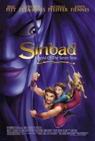 Sinbad: A Lenda dos Sete Mares - Poster / Capa / Cartaz - Oficial 3