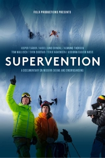 Supervention - Poster / Capa / Cartaz - Oficial 1