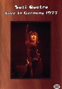 Suzi Quatro - Live in Germany - Poster / Capa / Cartaz - Oficial 1