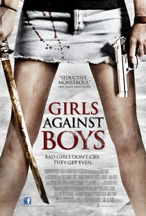 Girls Against Boys - Poster / Capa / Cartaz - Oficial 1