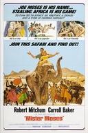 Na Vastidão da África (Mister Moses)