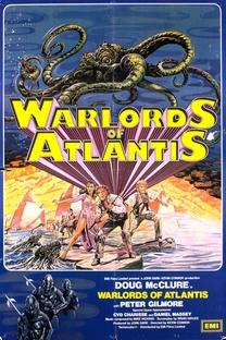Guerreiros da Atlântida - Poster / Capa / Cartaz - Oficial 2