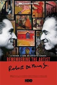 Lembrança do Artista Robert de Niro Sr - Poster / Capa / Cartaz - Oficial 1