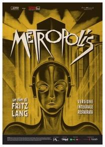 Metrópolis - Poster / Capa / Cartaz - Oficial 11
