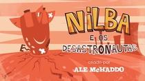 Nilba e os Desastronautas - Poster / Capa / Cartaz - Oficial 2
