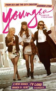 Younger (1ª Temporada) - Poster / Capa / Cartaz - Oficial 1