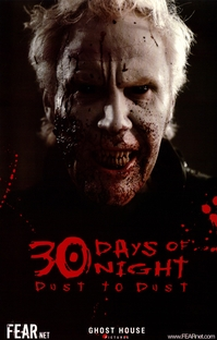 30 Days Of Night: Dust To Dust - Poster / Capa / Cartaz - Oficial 3