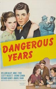 Idade Perigosa - Poster / Capa / Cartaz - Oficial 1