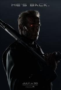 O Exterminador do Futuro: Gênesis - Poster / Capa / Cartaz - Oficial 5