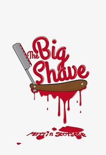 The Big Shave - Poster / Capa / Cartaz - Oficial 3