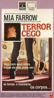 Terror Cego - Poster / Capa / Cartaz - Oficial 8