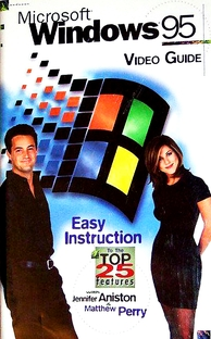 Microsoft Windows 95 Video Guide - Poster / Capa / Cartaz - Oficial 1