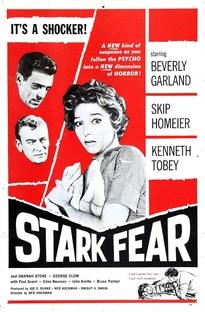 Stark Fear - Poster / Capa / Cartaz - Oficial 2