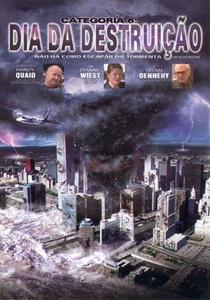 Furacão - O Dia da Destruição - Poster / Capa / Cartaz - Oficial 2