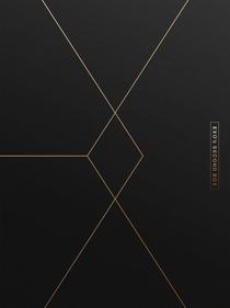 EXO's Second Box DVD - Poster / Capa / Cartaz - Oficial 1