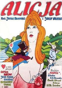 O Estranho Mundo de Alice - Poster / Capa / Cartaz - Oficial 1