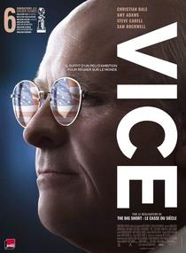 Vice - Poster / Capa / Cartaz - Oficial 5