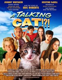 A Talking Cat!?! - Poster / Capa / Cartaz - Oficial 1