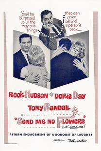 Não Me Mandem Flores - Poster / Capa / Cartaz - Oficial 3