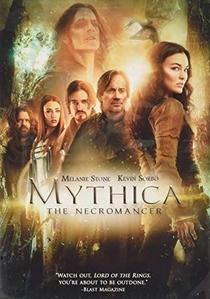 Mythica: O Necromancer - Poster / Capa / Cartaz - Oficial 2
