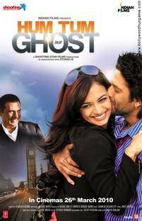 Hum Tum Aur Ghost - Poster / Capa / Cartaz - Oficial 1