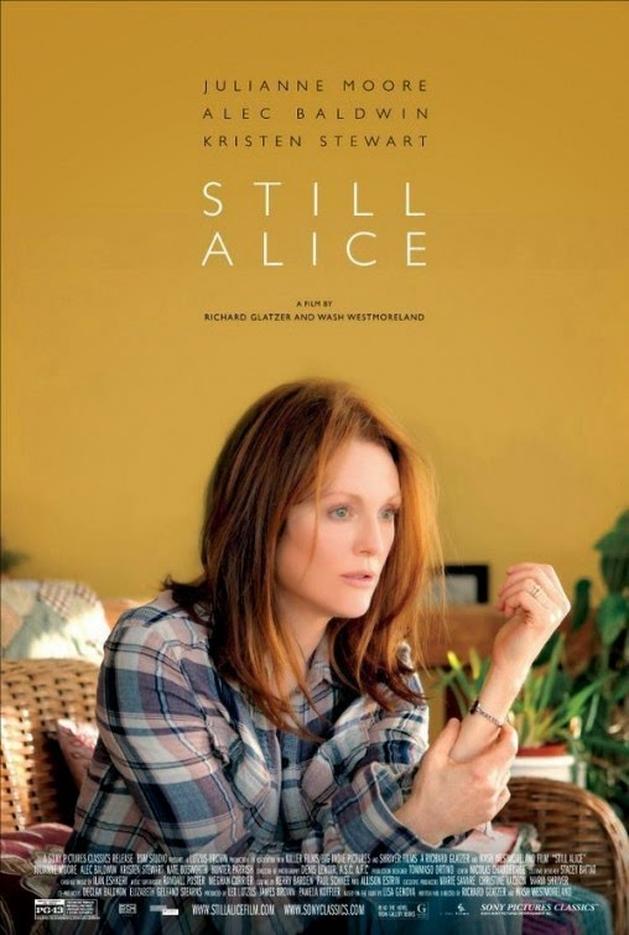 Cartaz do Novo Filme de Julianne Moore e Kristen Stewart