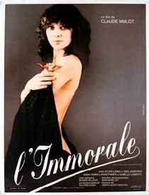 A Imoral - Poster / Capa / Cartaz - Oficial 2