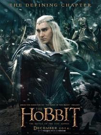 O Hobbit: A Batalha dos Cinco Exércitos - Poster / Capa / Cartaz - Oficial 5