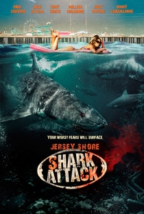 Jersey Shore Shark Attack - Poster / Capa / Cartaz - Oficial 2