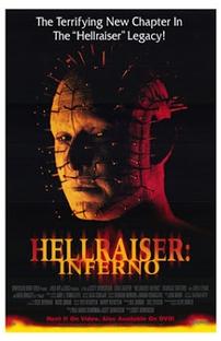 Hellraiser: Inferno - Poster / Capa / Cartaz - Oficial 4