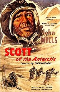 Expedição Antártida - Poster / Capa / Cartaz - Oficial 4