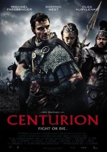 Centurião - Poster / Capa / Cartaz - Oficial 4