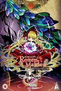 Rozen Maiden (2ª Temporada) - Poster / Capa / Cartaz - Oficial 6
