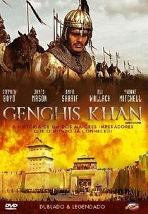 Genghis Khan - Poster / Capa / Cartaz - Oficial 4