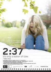 2h37 - É Só Uma Questão de Tempo - Poster / Capa / Cartaz - Oficial 2