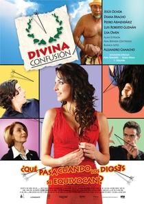 Divina Confusão - Poster / Capa / Cartaz - Oficial 1
