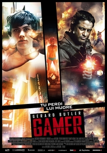 Gamer - Poster / Capa / Cartaz - Oficial 2