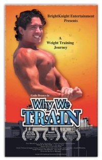 Why We Train - Poster / Capa / Cartaz - Oficial 1