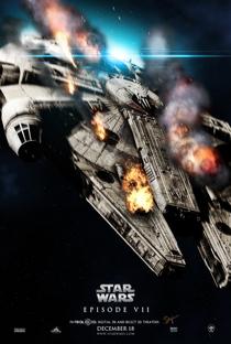 Star Wars, Episódio VII: O Despertar da Força - Poster / Capa / Cartaz - Oficial 40