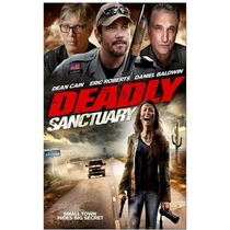 Deadly Sanctuary - Poster / Capa / Cartaz - Oficial 1