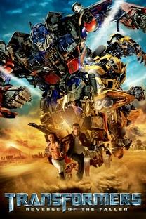 Transformers: A Vingança dos Derrotados - Poster / Capa / Cartaz - Oficial 4