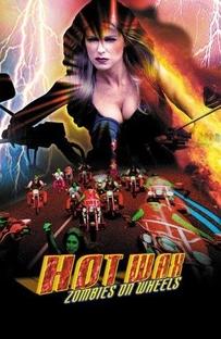 Hot Wax Zombies on Wheels - Poster / Capa / Cartaz - Oficial 1