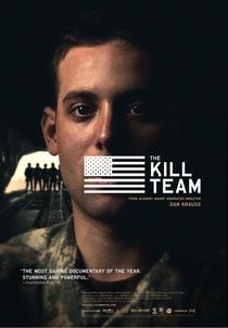 The Kill Team - Poster / Capa / Cartaz - Oficial 2