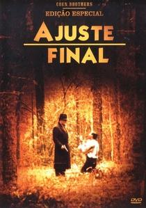 Ajuste Final - Poster / Capa / Cartaz - Oficial 6