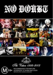 No Doubt - The Videos 1992-2003 - Poster / Capa / Cartaz - Oficial 2