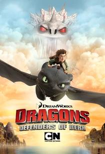 Dragões da DreamWorks (2ª Temporada) - Poster / Capa / Cartaz - Oficial 1
