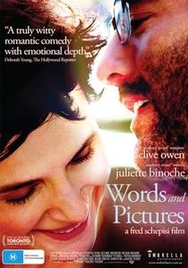 Palavras e Imagens - Poster / Capa / Cartaz - Oficial 4