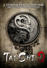 Tai Chi 0 - Poster / Capa / Cartaz - Oficial 2