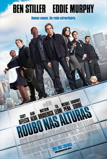 Roubo nas Alturas - Poster / Capa / Cartaz - Oficial 1